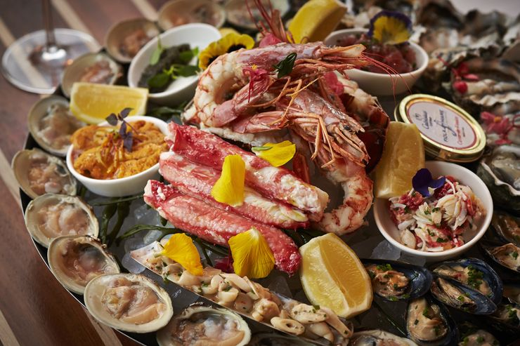 Cities With The Absolute Best Seafood