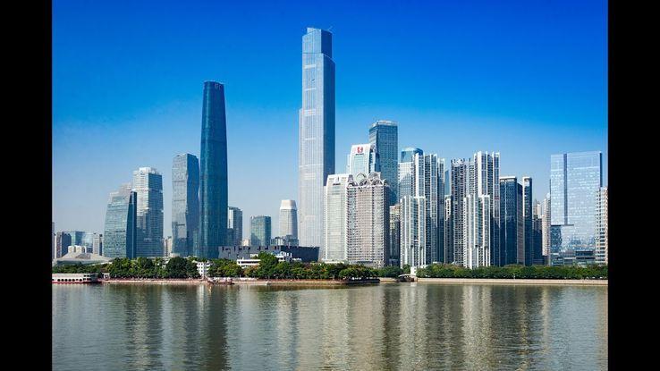 GUANGZHOU CTF FINANCE CENTER, GUANGZHOU, CHINA