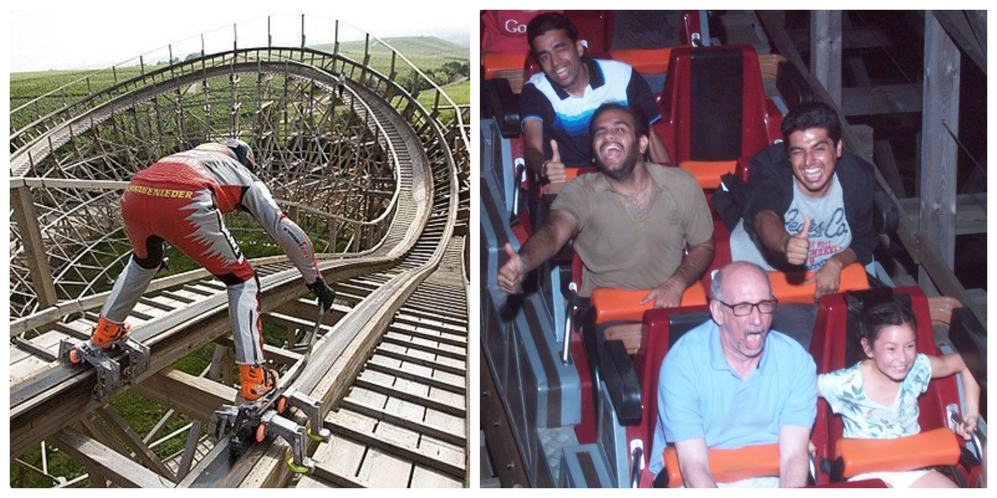 20 Weird U.S. Roller Coasters That Make Our Stomach Drop