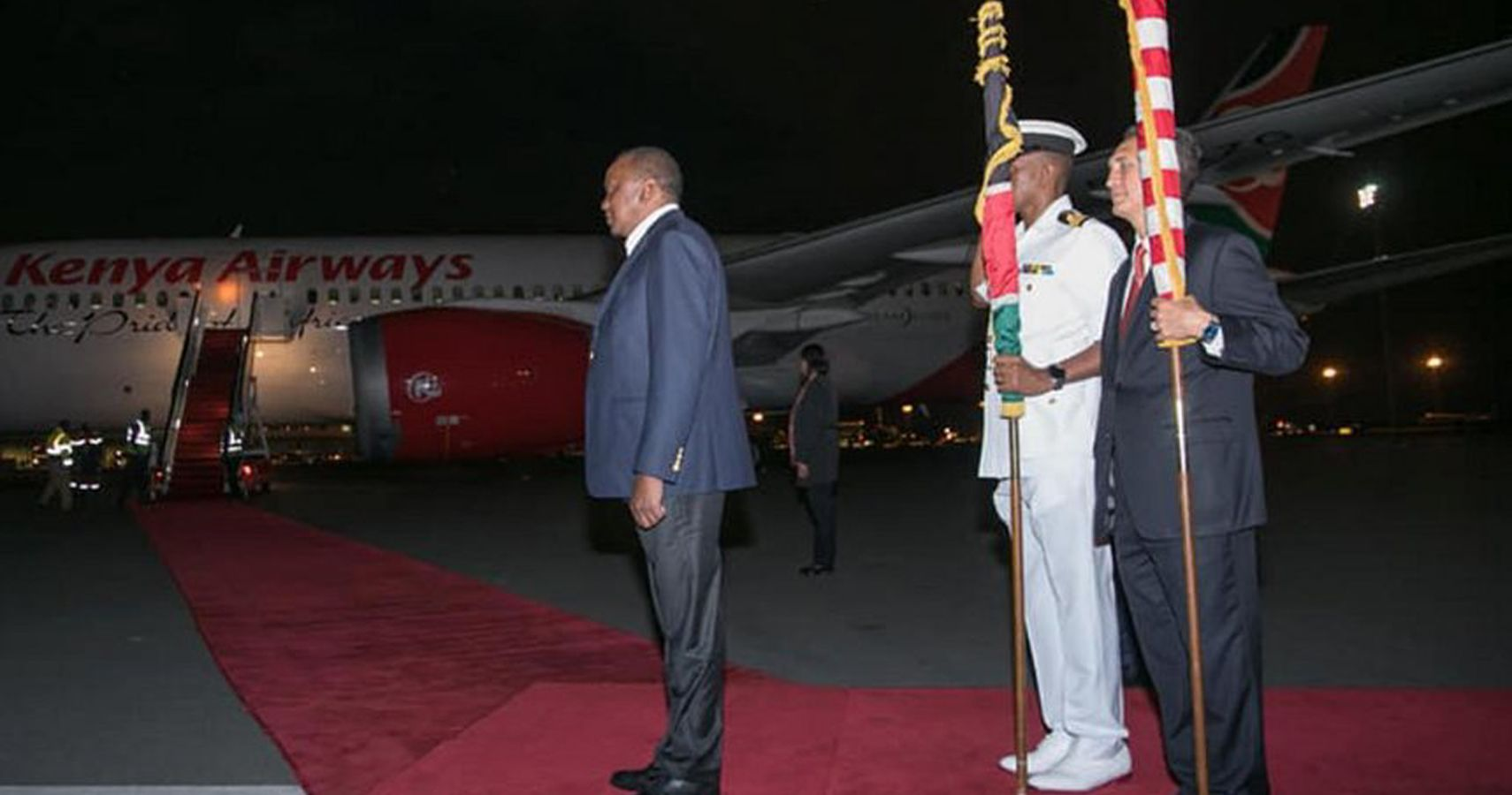 Kenya Airways Makes History After Becoming First East African