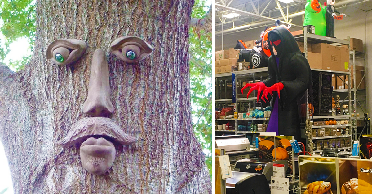 15 Of The Weirdest Things Found In Home Depot Stores Across America