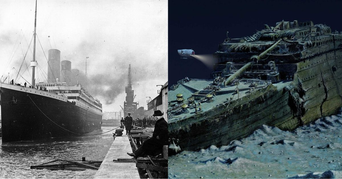 20 Strange Underwater Images Of The Titanic In 2018 | TheTravel