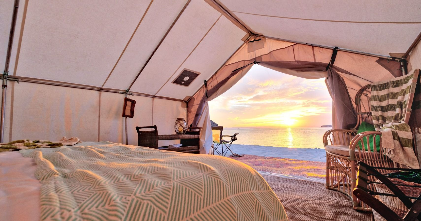 The 10 Most Exotic Glamping Locations In The World | TheTravel
