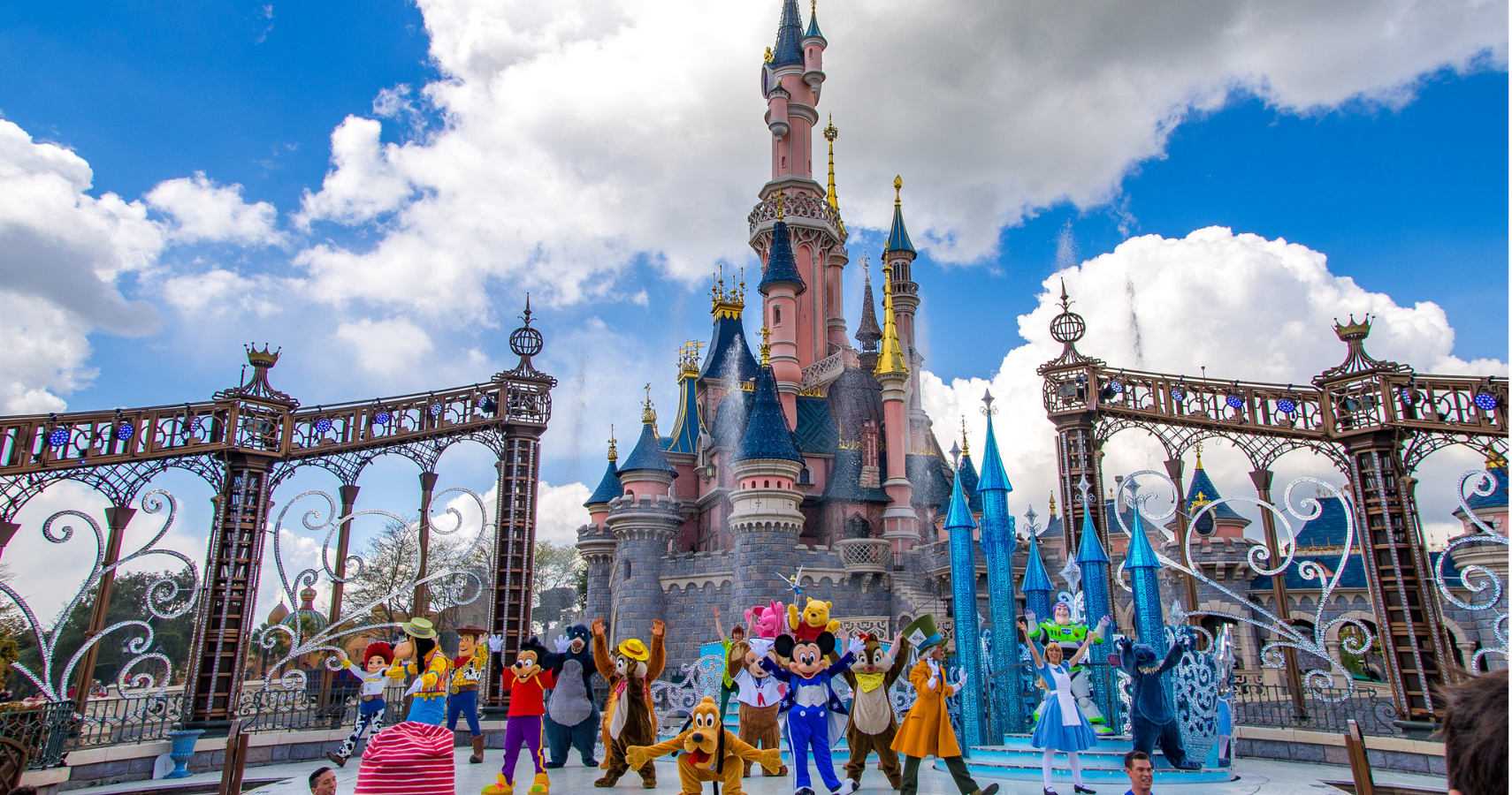 Disneyland Around the World cover image