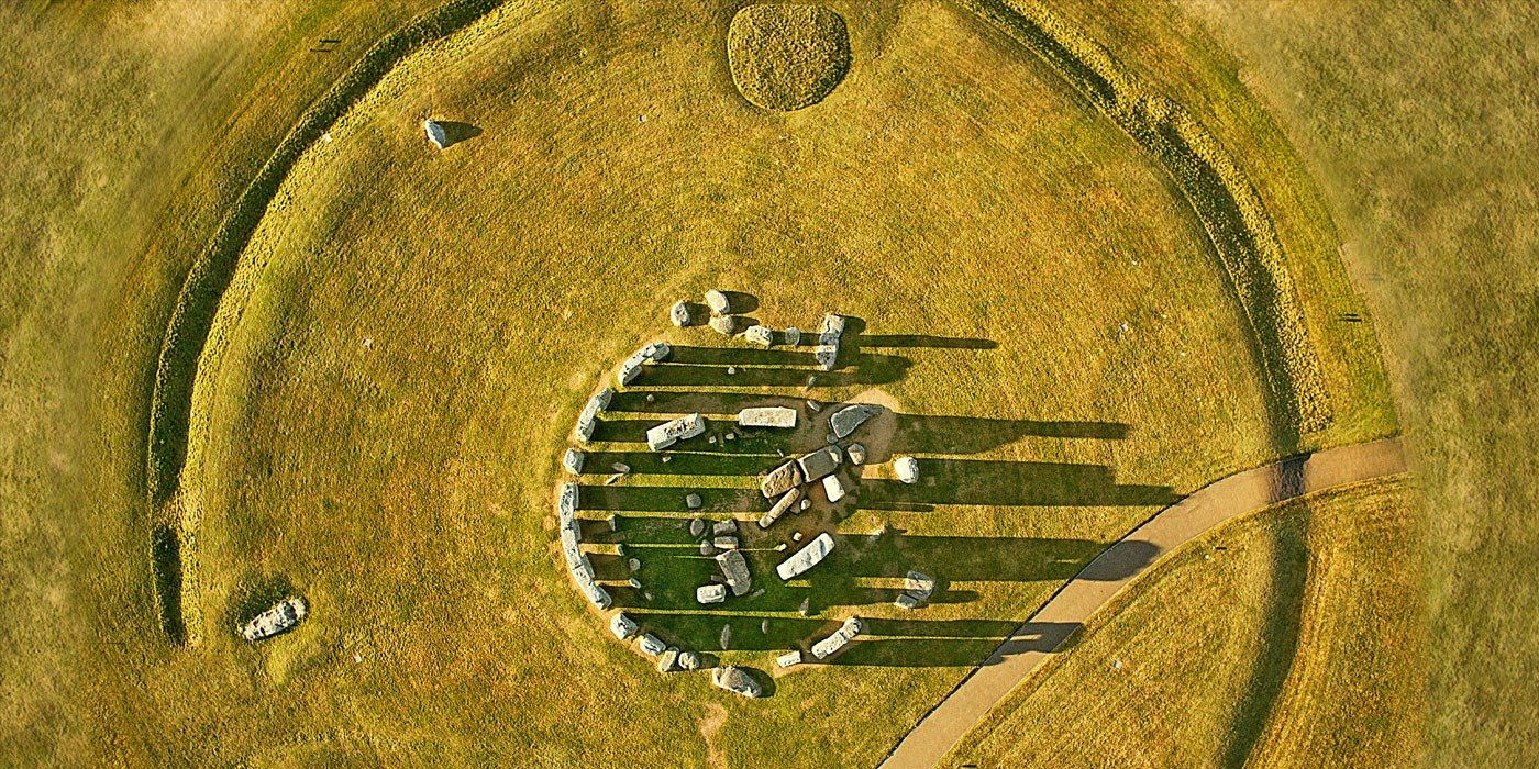 10 Things You Didn't Know About Stonehenge | TheTravel |Stonehenge Aerial View Complete