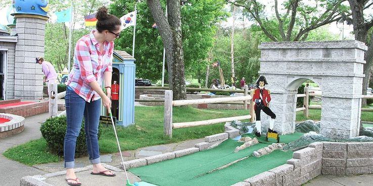The 10 Best Mini Putt Courses In America, Ranked | TheTravel
