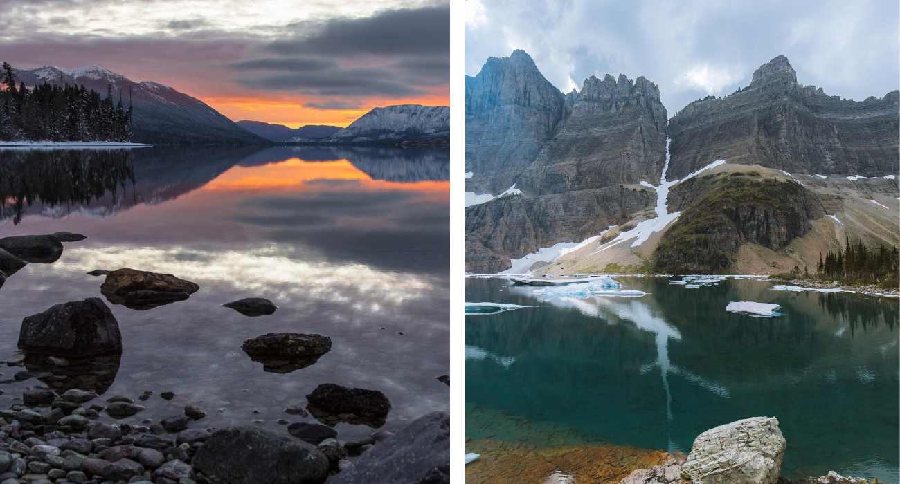 These Are The Best Hikes In Glacier National Park | TheTravel