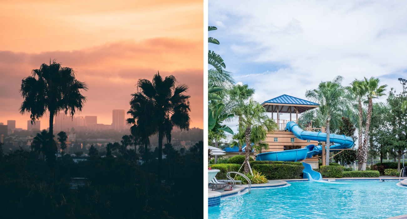 Searching For The Biggest Pool In America? Look No Further Than This Los Angeles Hotspot