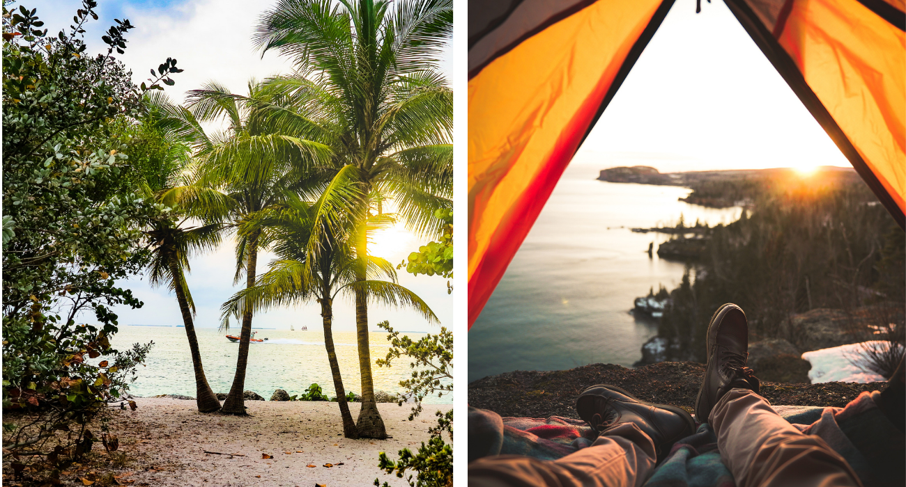 The Best Campsites In Florida To Take Advantage Of Year-Round