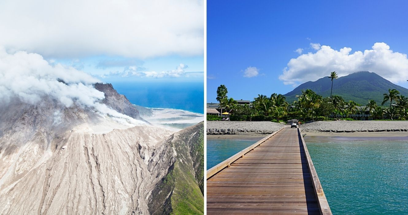 You Can See (And Hike) A Volcano IRL On These Caribbean Islands
