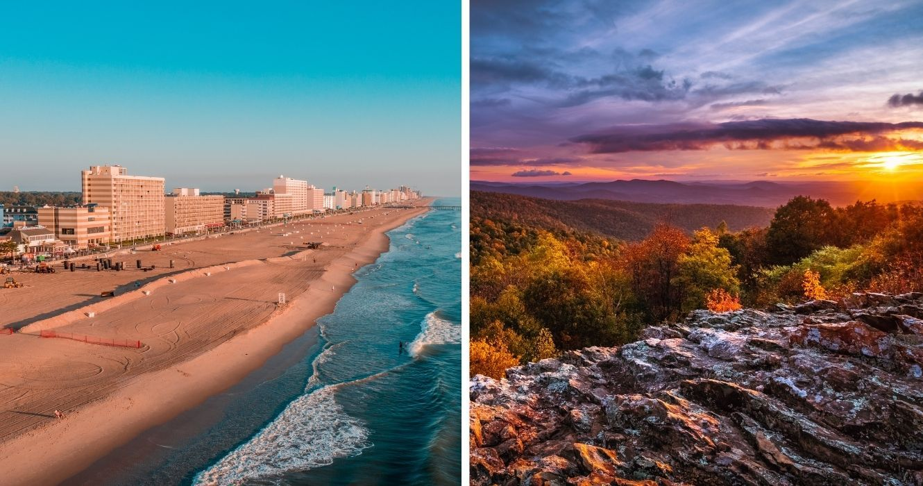 Virginia Is For Lovers: What Makes This State So Romantic?