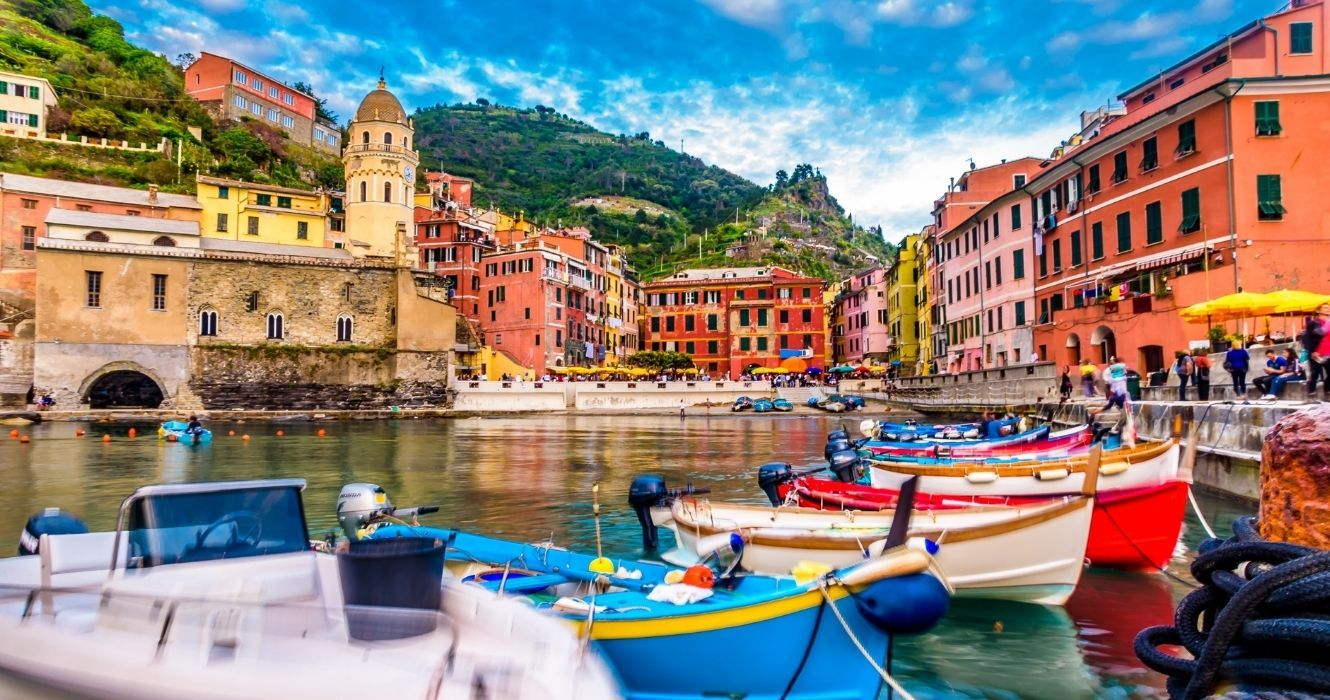Cinque Terre: How To Explore One Of Italy's Oldest Seaside Villages