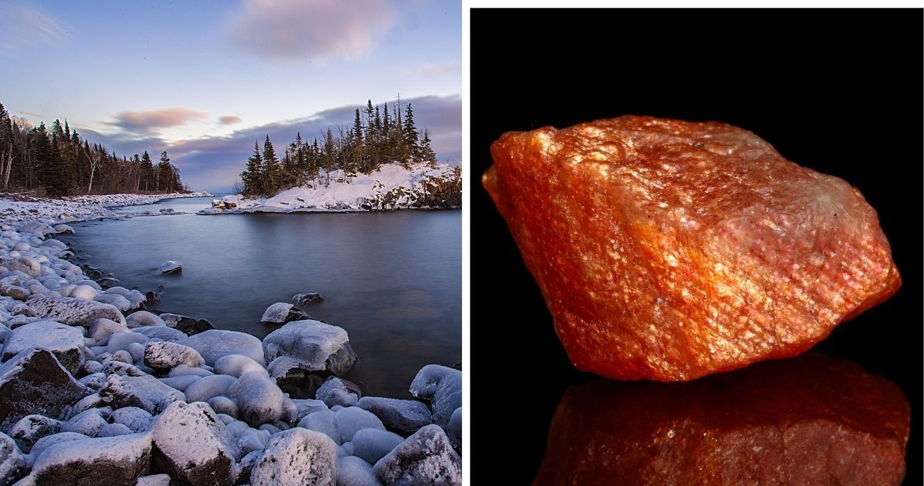 The Only Guide You Need To Finding The Mysteriously Glowing Rocks Of Lake Superior