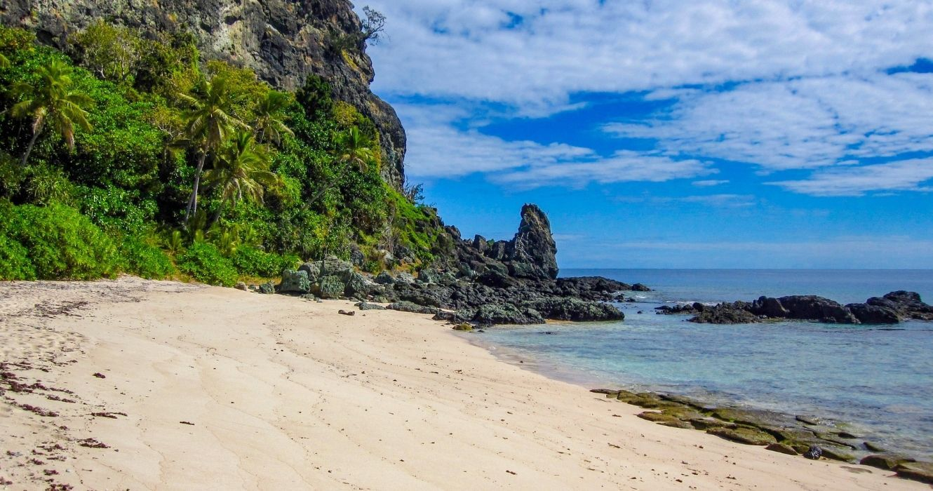 You Can Tour The Island Where 'Castaway' Was Filmed, And It Looks Just Like The Movie