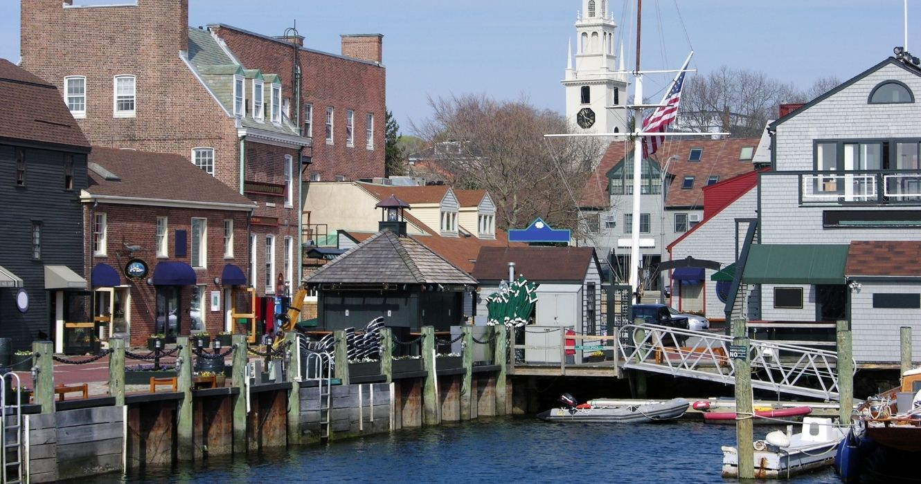 Dock-To-Table: Guide To Newport, Rhode Island's Best Waterfront Eats