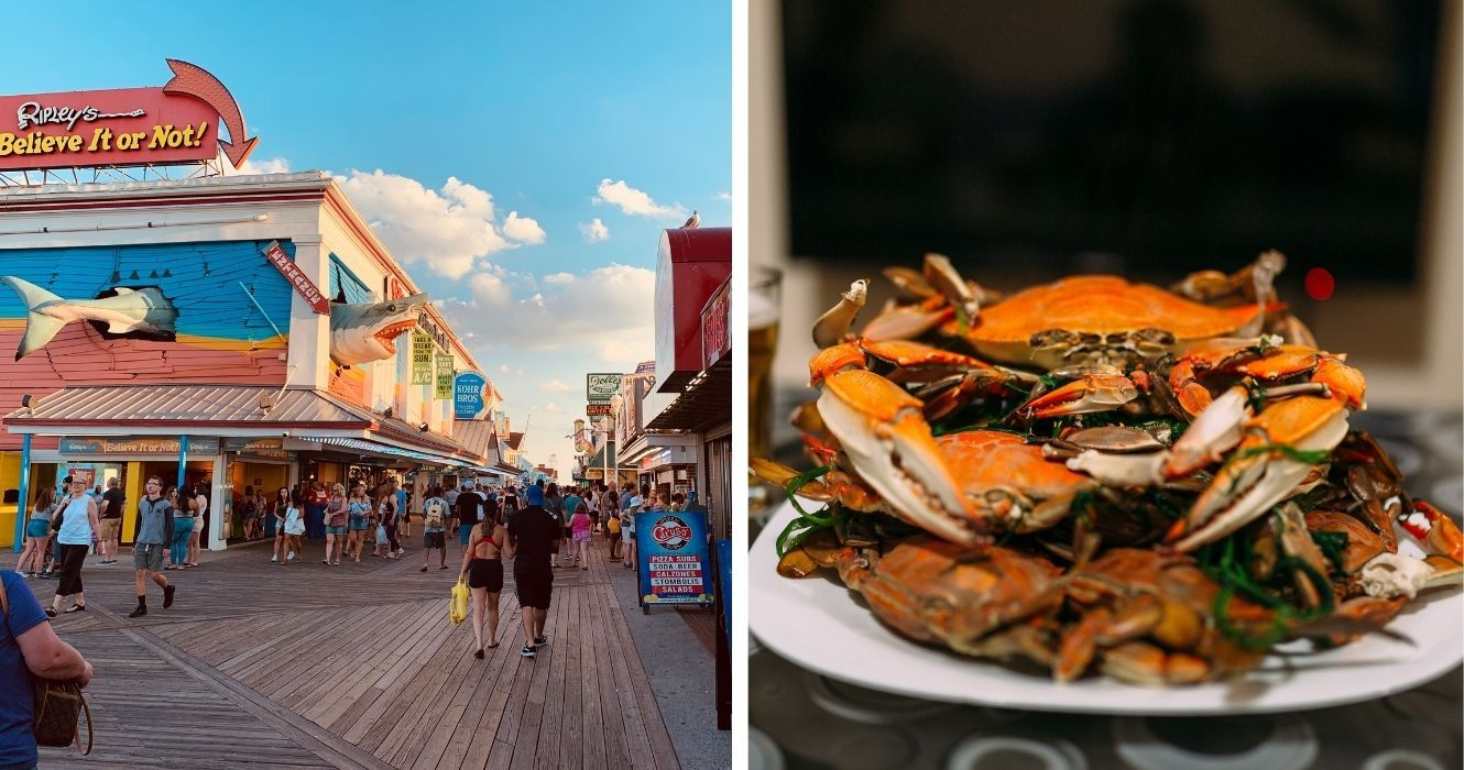 Ocean City, Maryland: Guide To Everything Worth Seeing, Doing, And Eating