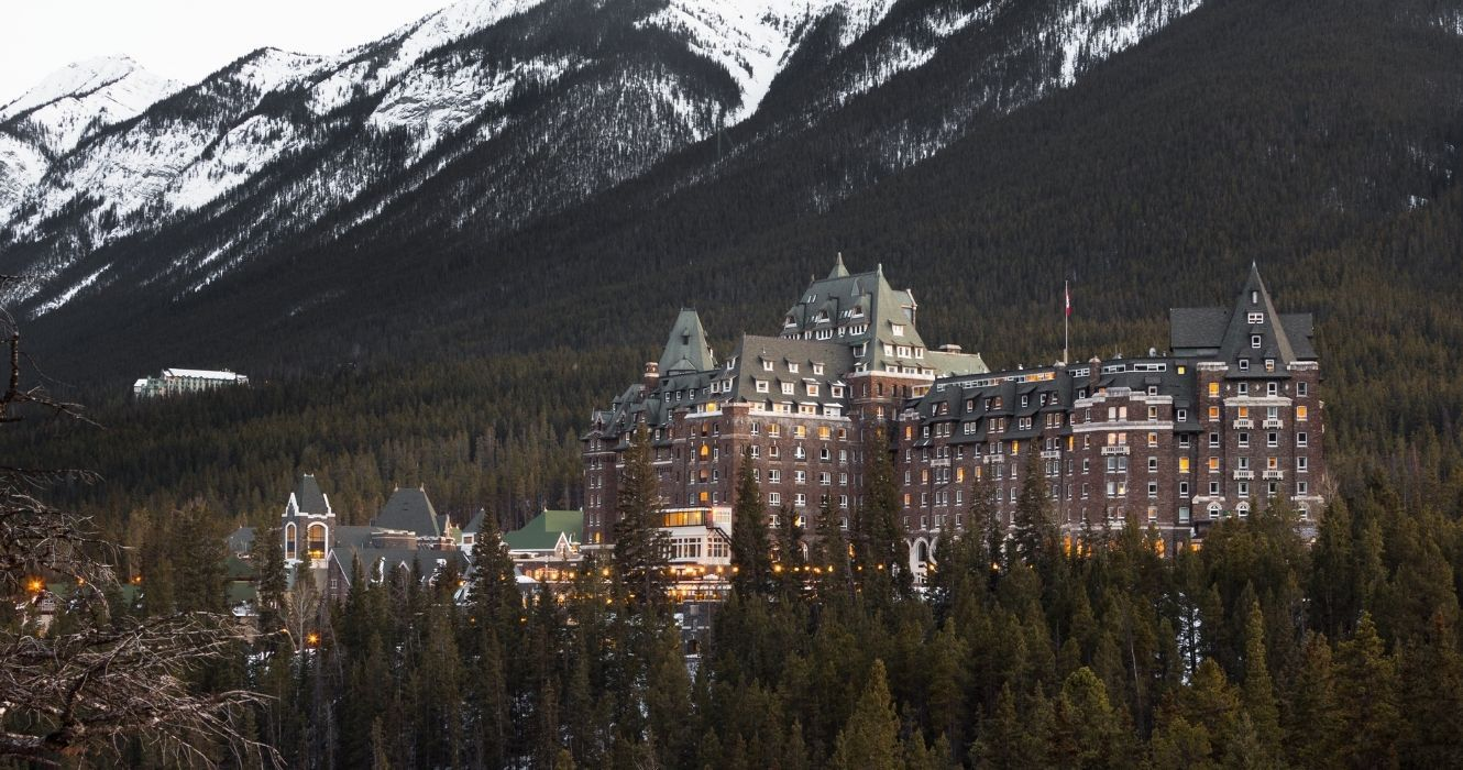 What It's Like To Stay At The Fairmont Banff Springs In The Scenic Canadian Rockies