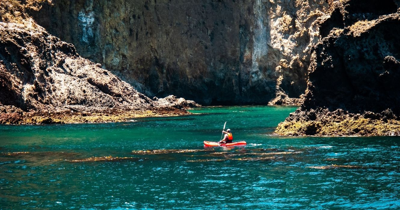 Love Kayaking? Then Channel Islands National Park Is The Perfect Place For You