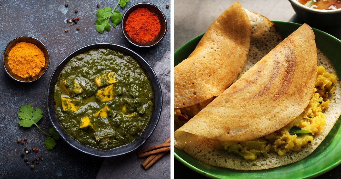 Want To Try Indian Food But Can't Handle The Spice? These Are The Dishes For You