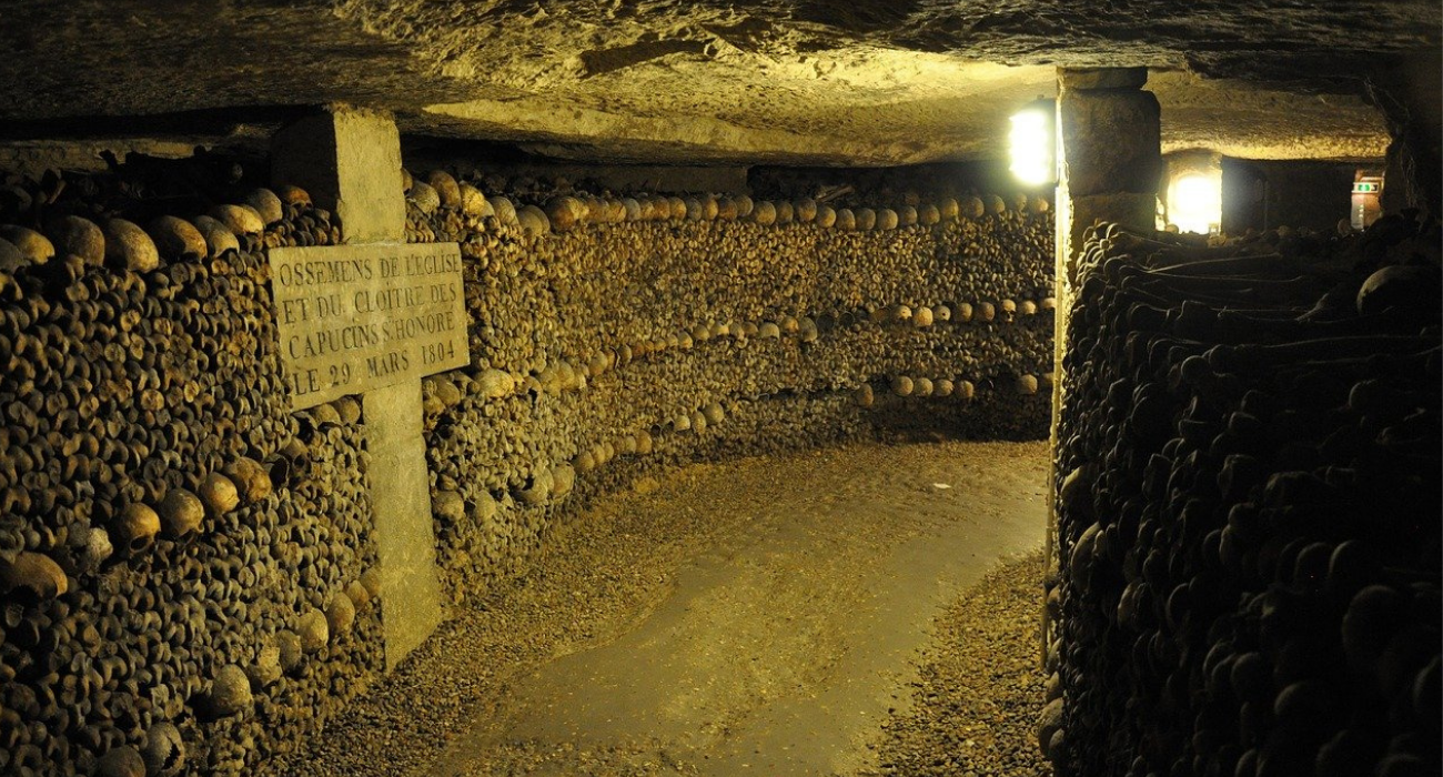 There's Much More Than Catacombs Under Paris: Check Out These Quarries And Tunnels